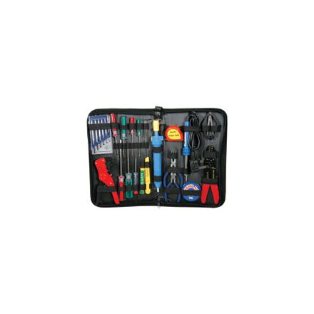DISCONTINUED TOOLBK-25 - Electronic 25 Piece Tool Set