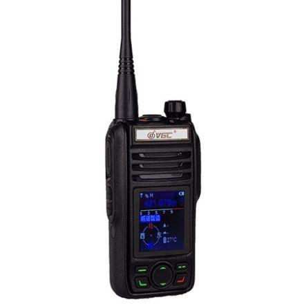 VERO VR-N75 UHF Two Way Radio with GPS