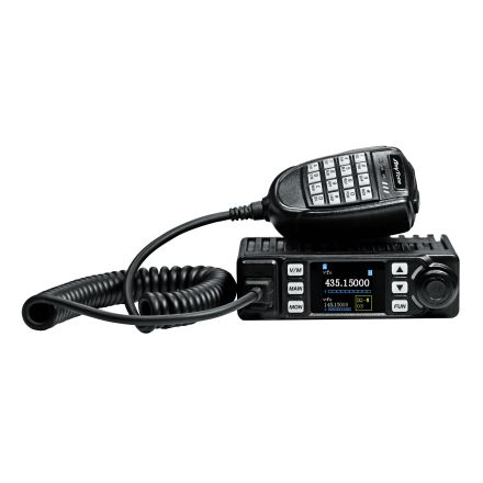 Anytone AT-779UV Dual Band mini mobile radio (Pre Programmed - Ready to go)