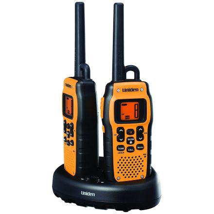 Uniden PMR 446 SWPF 2 Pack Walkie Talkies