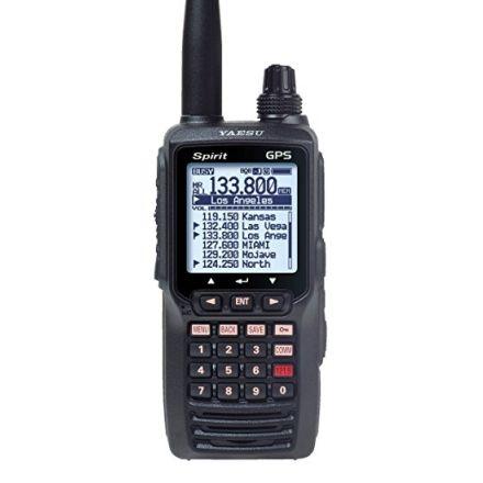 Yaesu FTA-750L Airband Transceiver/GPS