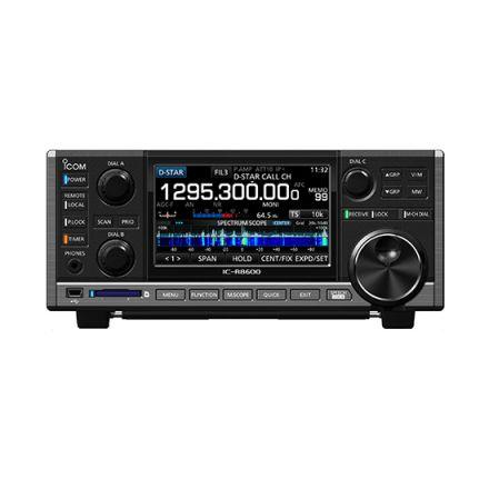 Used Icom IC-R8600 Desktop Communications Receiver