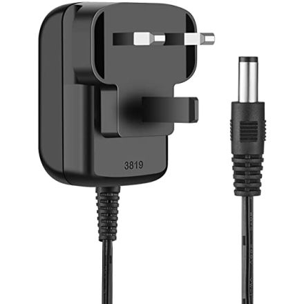 """Replacement Wall Charger for Moonraker DVB-W9 9"""" 12/24/240V LCD Mini TV"""