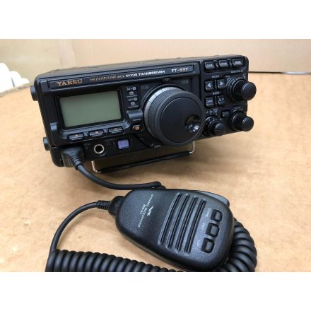 Used FT-897 BOXED  IN GOOD CONDITION