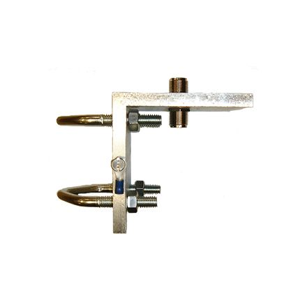 PTM-S Pole Clamp Designed For PL259 Mobile Antennas
