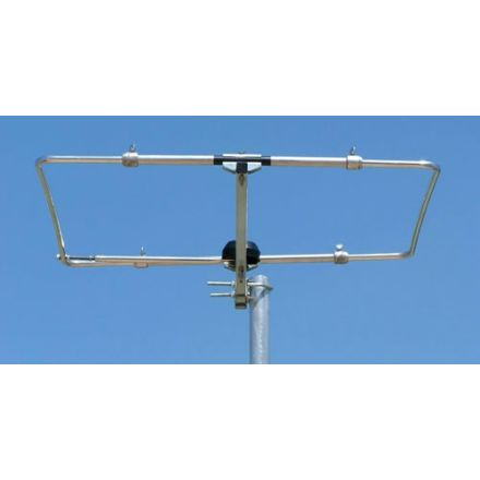 HLP-4 70MHz 4M Halo Loop Folded Dipole Antenna