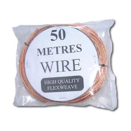 Original Flexweave Antenna Wire - 50m (FW-50)