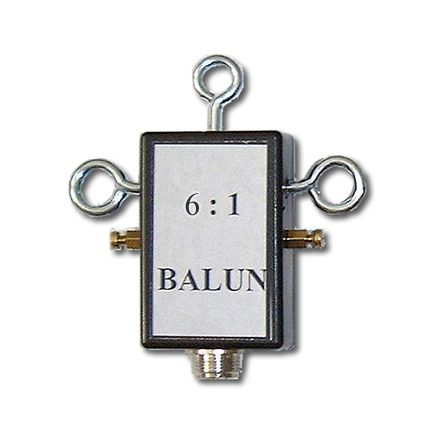 MB-6 - 400W 6:1 Current Balun