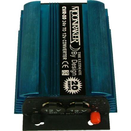 CVR-20 - 24-12V (20 AMP) Double Socket Reducer