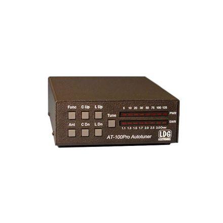 LDG AT-100 PROII - Automatic Antenna Tuner