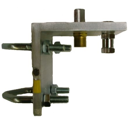 PTM-GP Pole Clamp To Mount 2 X Mobile Antennas For Dipole