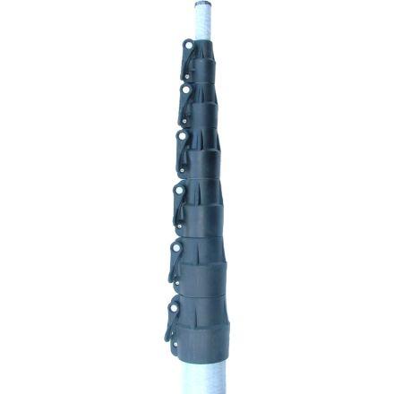 TMF-3 50ft Heavy Duty Fibreglass Telescopic Mast