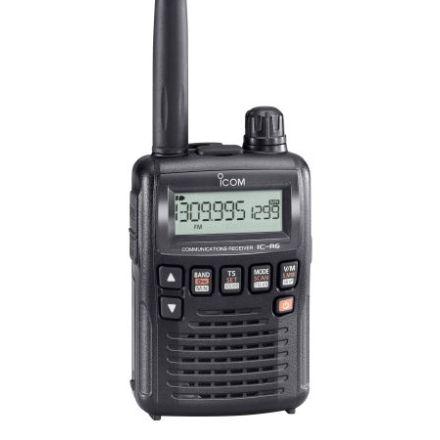 B Grade Icom IC-R6 Compact Wideband Receiver