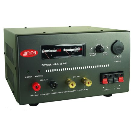 WATSON POWER-MAX-65-NF (60 AMP) SWITCH MODE POWER SUPPLY