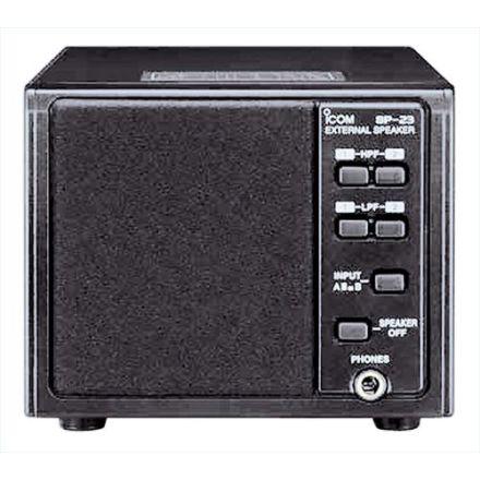 Icom SP-23 - Base Station Speaker (With Filters)