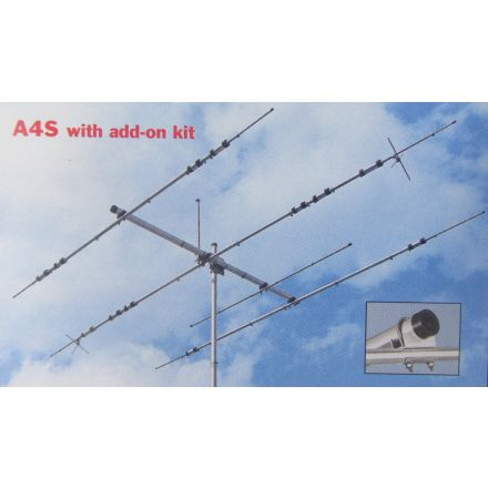 Cushcraft A-744 - Add-On, 30/40M for A-4S