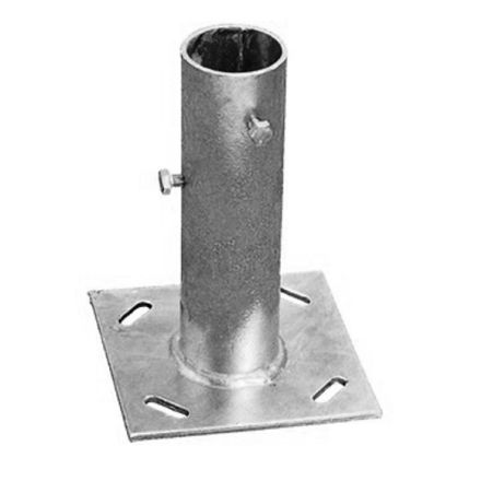 Mast-BB2 Heavy Duty Base Plate For Pole Mounting