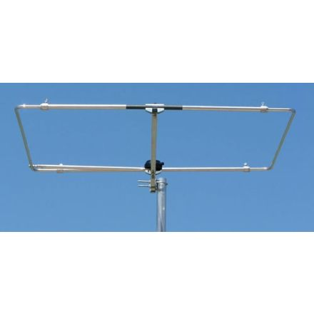 HLP-6 50MHz 6M Halo Loop Folded Dipole Antenna