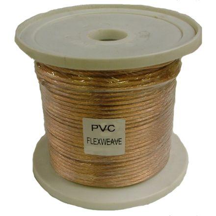Original PVC Flexweave Antenna Wire - 100m (FWPVC-100)