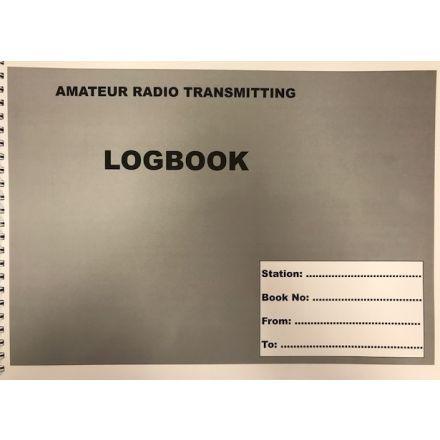 LOGBB-B A4 Standard Log Book