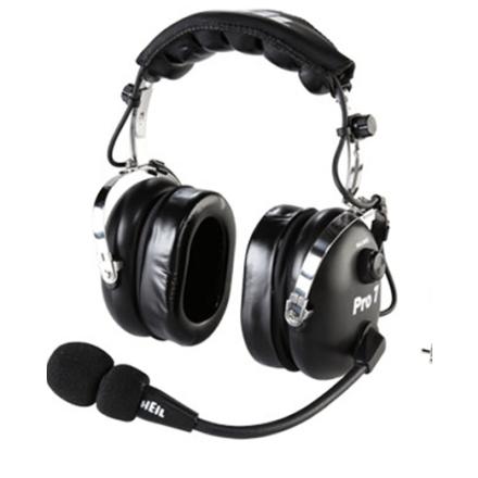 Heil PRO-7IC (Black) - Professional Boom Mic Headset