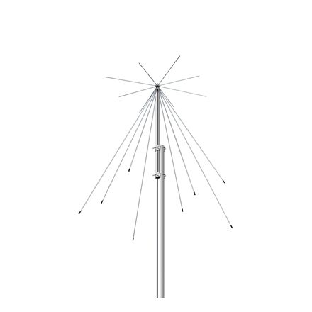 Icom AH-8000 Discone Antenna