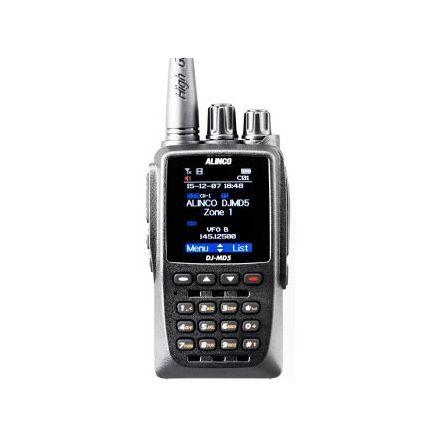Alinco DJ-MD5GPS Dualband DMR & Analogue Transceiver