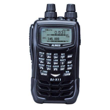 Alinco DJ-X11 0.05-1300MHz Handheld Scanner