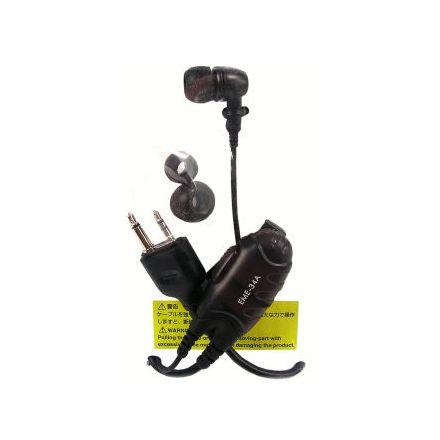 Alinco EME-34A - Earphone Microphone