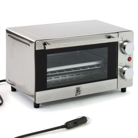 ALL RIDE 24V 300W 9L STAINLESS STEEL TRUCK OVEN