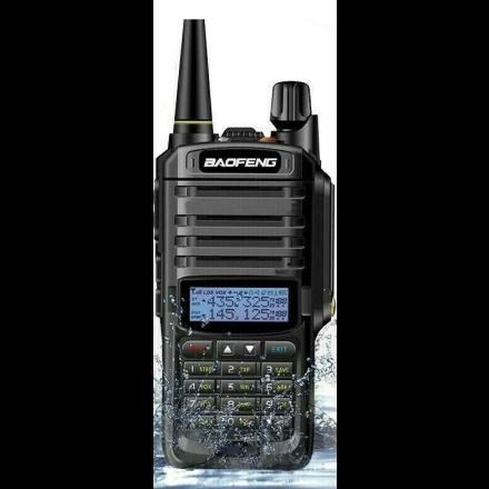 Baofeng UV-9R Plus Dual Band Handheld Latest Version