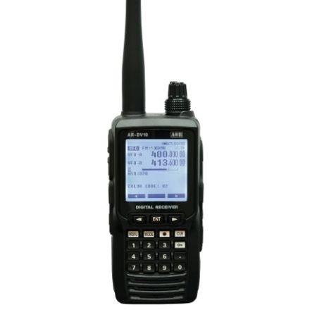 Used AOR AR-DV10 Digital 100kHz-1300MHz Handheld Scanner