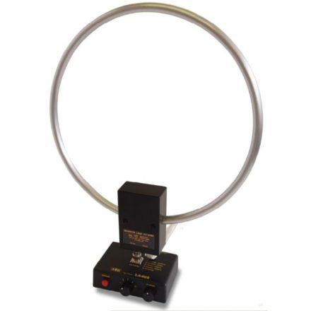 AOR LA-400 10kHz-500MHz Magnetic Loop Antenna