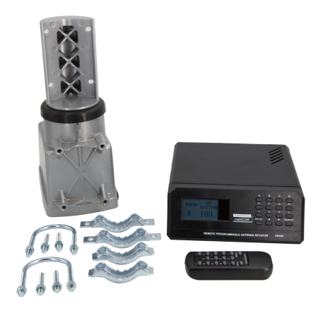 SHARMAN MULTICOM AR-600XL VHF/UHF ANTENNA ROTATOR