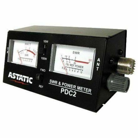 ASTATIC PDC2 SWR/RF/FIELD STRENGTH METER