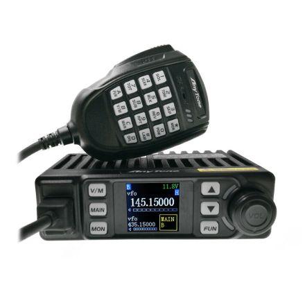Anytone AT-779UV Dual Band mini mobile radio (Pre Programmed - Ready to go)