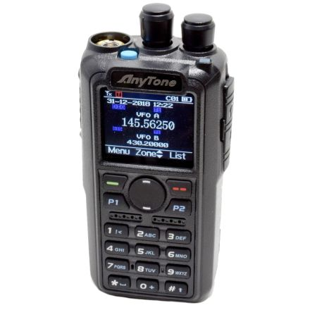 "Anytone AT-D878UV ""PLUS"" DMR Hand held"