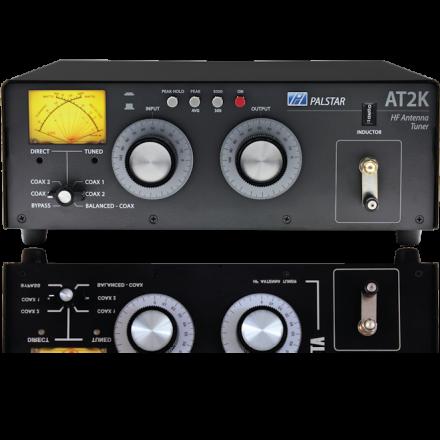 Used Palstar AT2K 2000 W PEP. Antenna Tuner