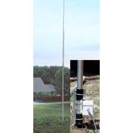 AV-6160 Hygain 43ft Vertical 160m/6m Self Supporting