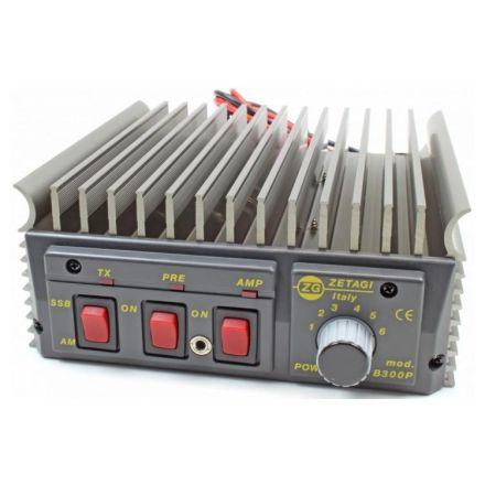 Zetagi B300P - Linear Amplifier
