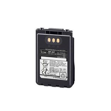 ICOM BP-307 - High-Capacity Li-Ion Battery Pack