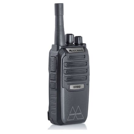 MIDLAND BR-02 PMR446/BUSINESS RADIO TRANSCEIVER INC CHARGER