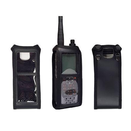ICOM CASE.067 Soft leather case for IC-A25CE/NE