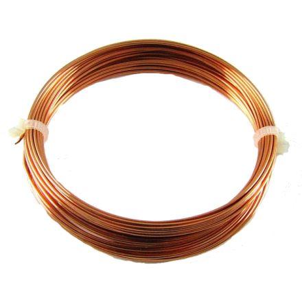 Copperweld Copper Clad Steel Wire - 50m Reel (CCS-50)