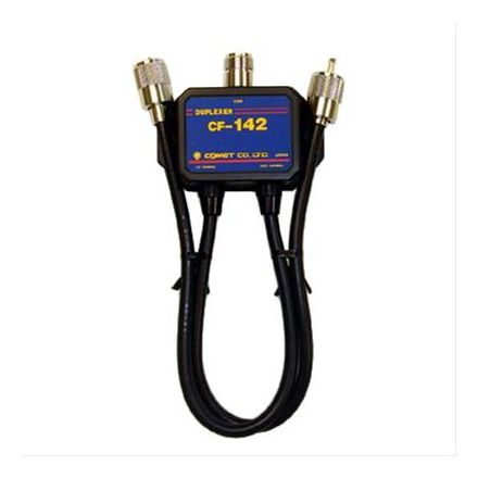 COMET CF-142 - Duplexer for 1.3-150/200-480MHz w/cable
