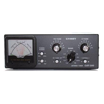 COMET CAT-300 - Antenna Tuning Unit 1.8-56MHz, 300W (PEP)