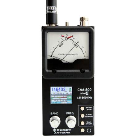 COMET CAA-500 MARKII - Standing Wave Analyser 500MHz