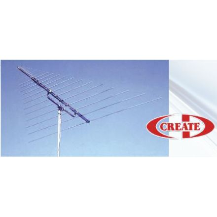 CLP-5130-1N 50MHz to 1300MHz Log Periodic