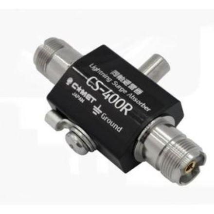 COMET CS-400R  - Coax Lightening Protector for  DC ~ 500MHz