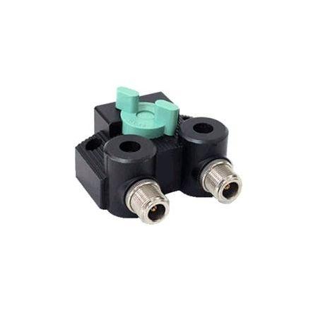 Diamond CX-210N - 2-Way Coax Switch (N-Type)